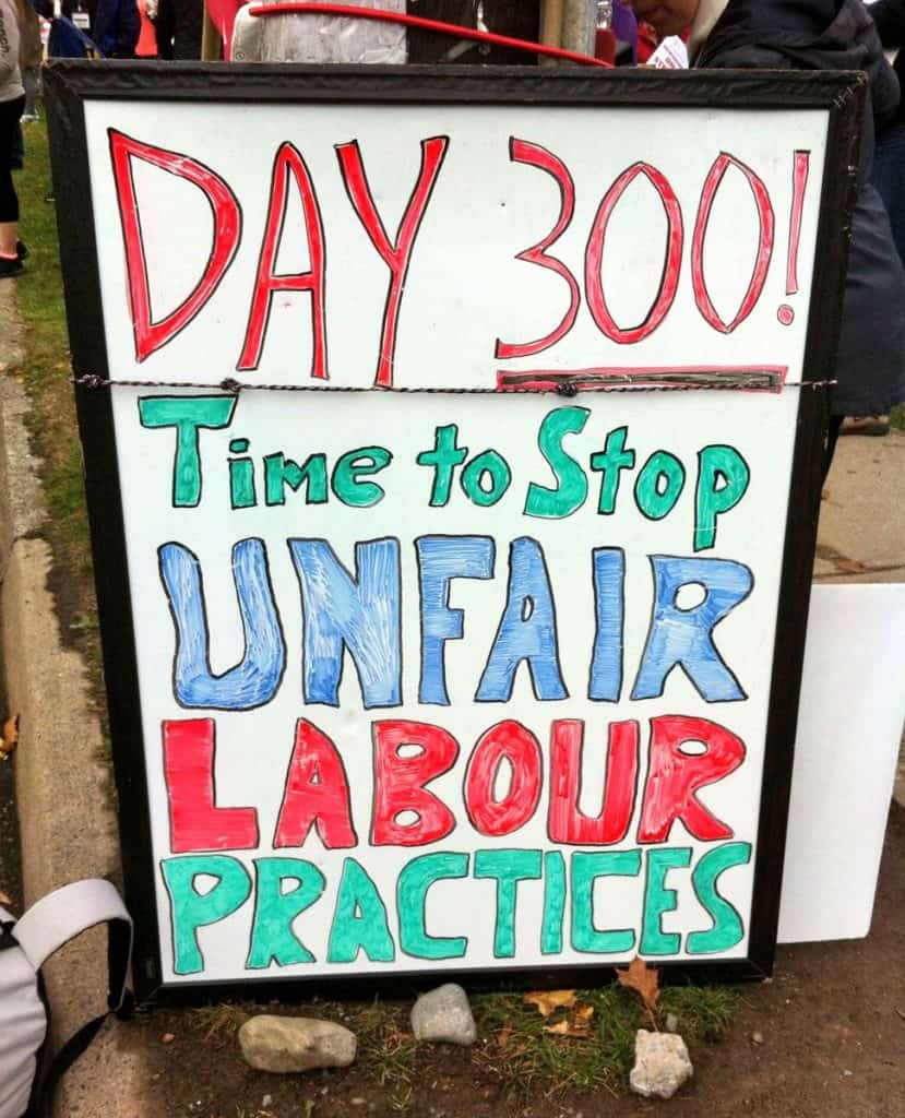 300-days-on-strike